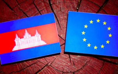 Problemy na linii UE i Kambodża